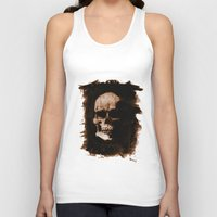 anatomy Tank Tops featuring Anatomy by Notwhatnot