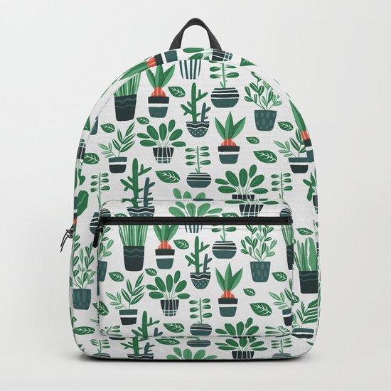 Ms Botany Greenery Backpack
