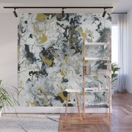 Lux Flow Wall Mural