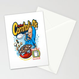 CORNHOLIOS Stationery Cards