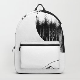 Near the mountain/ Near the forest Backpack