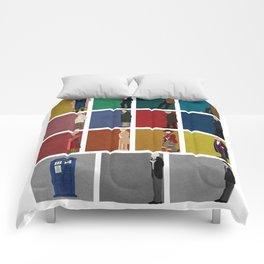 Doctor Who 2 Comforters
