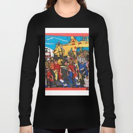 The Midway - Calgary Stampede Long Sleeve T-shirt