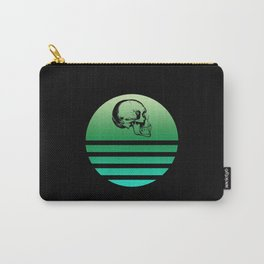 Retro Skull 7 Carry-All Pouch