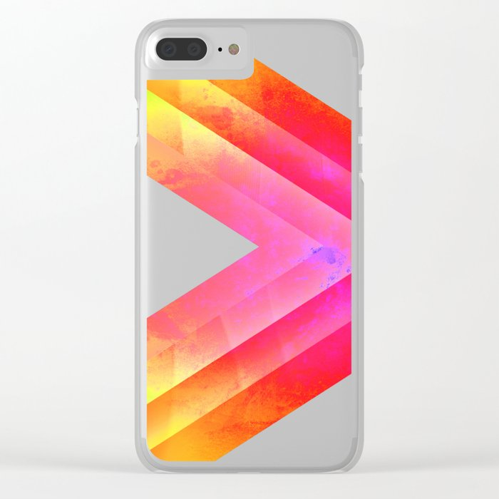Taste Of Summer 1 Clear iPhone Case