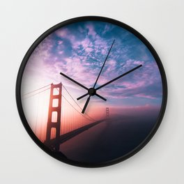 Architecture 15 Wall Clock
