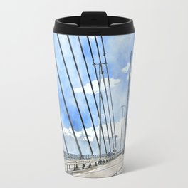 Öresund bridge Travel Mug