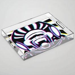 CMonkeYK Acrylic Tray