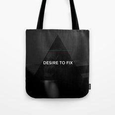 DESIRE TO FIX Tote Bag