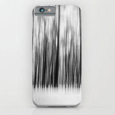 Trees | Black and White Slim Case iPhone 6s