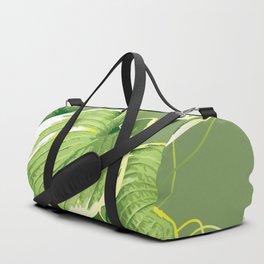 Ficus Plant 5 Duffle Bag