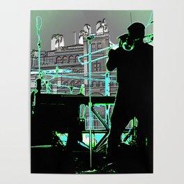 Big Sam (Trombone Man) Poster