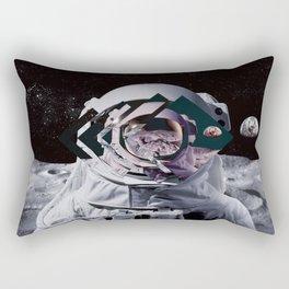 Spaceman oh spaceman Rectangular Pillow