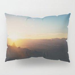 sunrise on Mt Woodson ... Pillow Sham