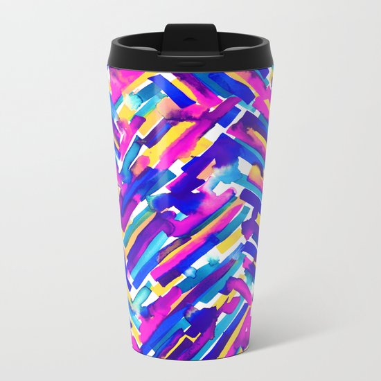 IDGAF Metal Travel Mug