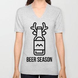 Beer Season Unisex V-Neck