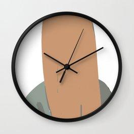 The Warmest Wall Clock