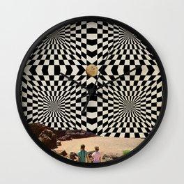 New dimensions VIII Wall Clock