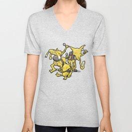 Pokémon - Number 63, 64 & 65 Unisex V-Neck