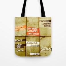 art 2 Tote Bag
