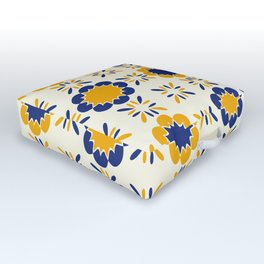 Lisboeta Tile Outdoor Floor Cushion