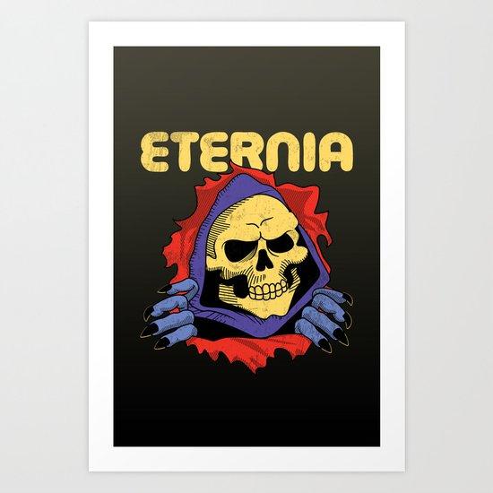eternia. Art Print