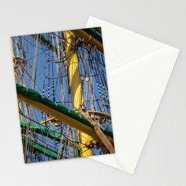 Rig - Alexander von Humboldt II Stationery Cards