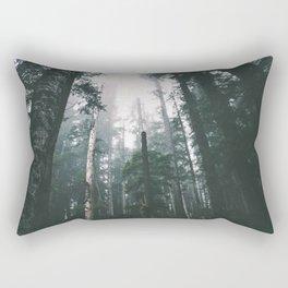 Forest XVIII Rectangular Pillow