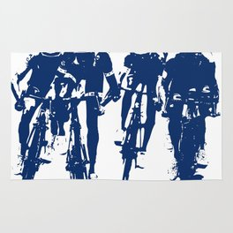 Cycling Rug