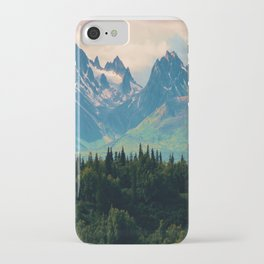 Escaping from woodland heights iPhone Case