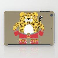 jaguar iPad Cases featuring Jaguar by EinarOux