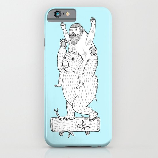 On a cause which contributed to the expulsion of the Lithuanian bear iPhone & iPod Case