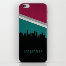 Los Angeles Skyline iPhone Skin