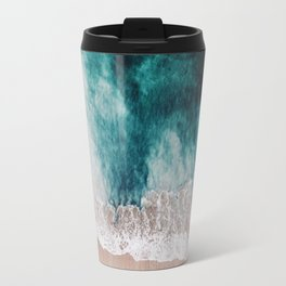Ocean (Drone Photography) Travel Mug