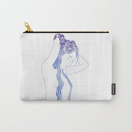 Water Nymph LXVIII Carry-All Pouch
