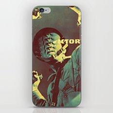 Victory iPhone & iPod Skin