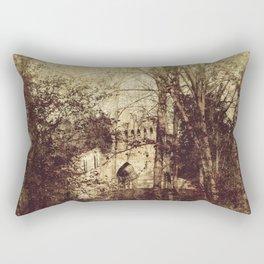 Past 2 Rectangular Pillow