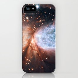Star-forming region S106 iPhone Case