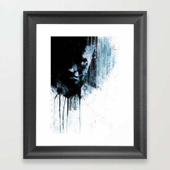 The Visitor #3 Framed Art Print