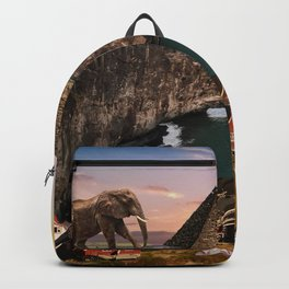 A Diverse Land Backpack