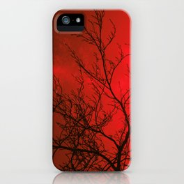 Bare Beech iPhone Case