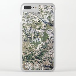 Sierra Backcountry Clear iPhone Case