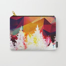 Forest made of color Carry-All Pouch