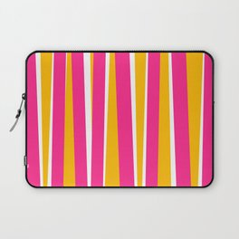Chewy Candy Stripes Laptop Sleeve