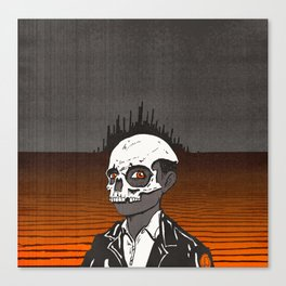 The Graveyard's Full Canvas Print