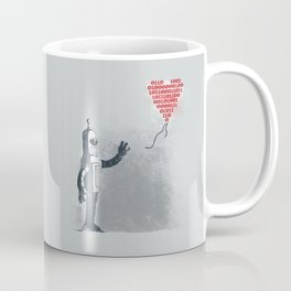 Binary Art Coffee Mug