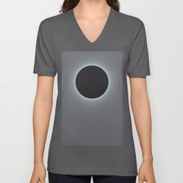 Stephen Hawking: Event Horizon Unisex V-Neck