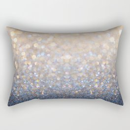 Glimmer of Light Rectangular Pillow