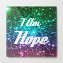 Galaxy Quotes: I AM Hope by me101