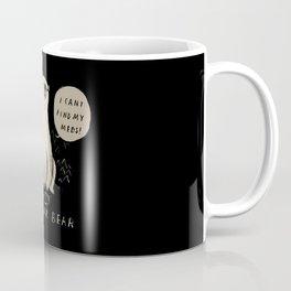 bipolar bear Coffee Mug